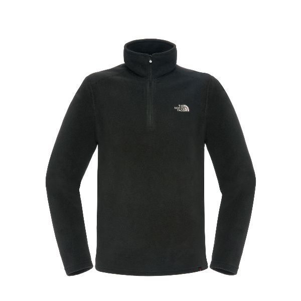 ΜΠΛΟΥΖΑ FLEECE NORTHFACE M100 Glacier 1/4 Black