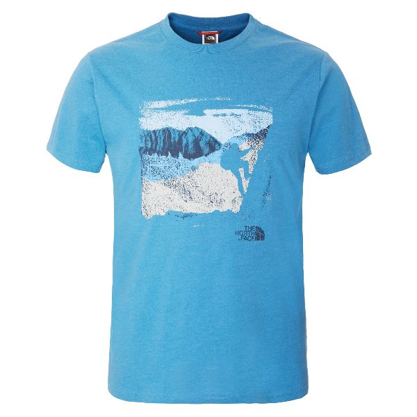 ΜΠΛΟΥΖΑΚΙ TheNorthFace Mountain Heron Blue