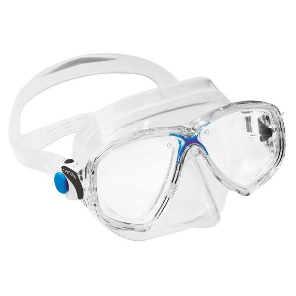 CRESSI-SUB MASK Marea Clear Blue