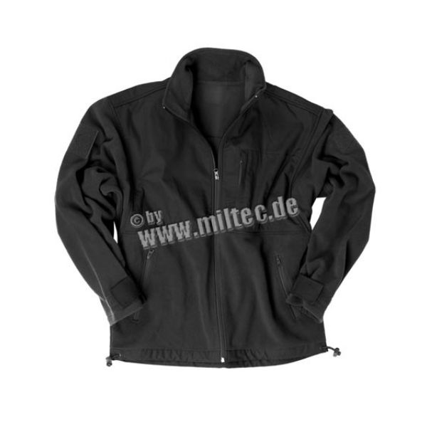 FLEECE MIL-TEC by Sturm 5002 R/S Black