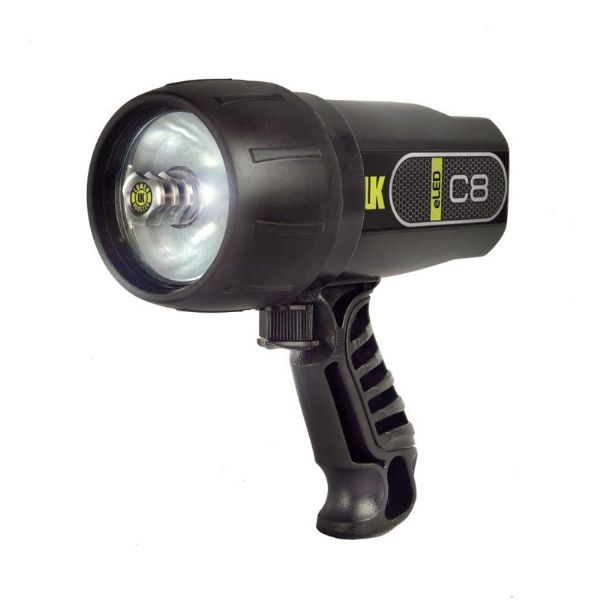 UNDERWATER KINETICS DIVING TORCH C8 LED