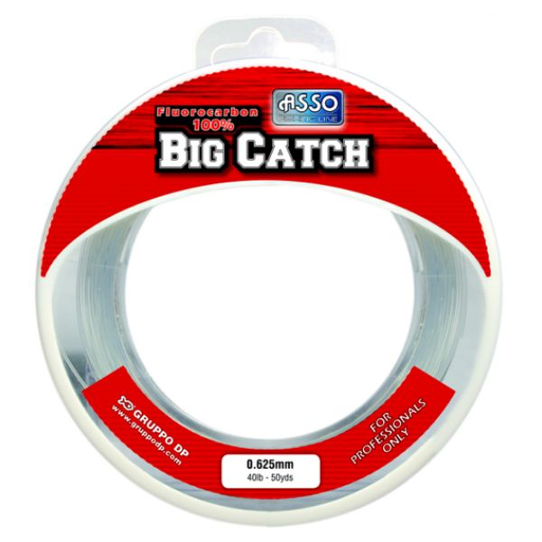 �������� ASSO BIG CATCH FLUOROCARBON 100% 45m