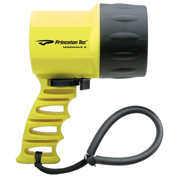 PRINCETON DIVING TORCH MINIWAVE ΙΙ
