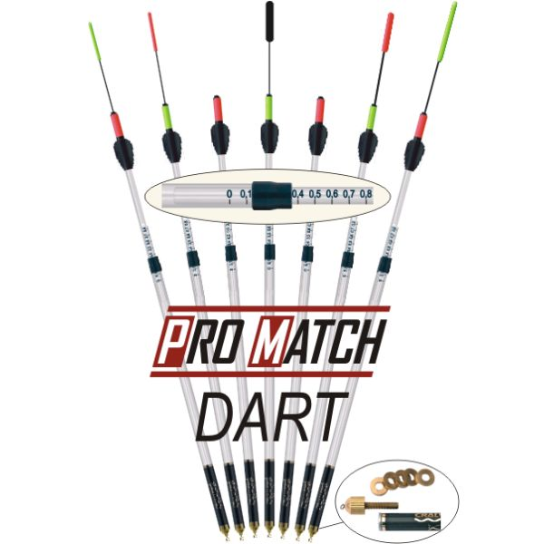 ΦΕΛΛΟΣ CRALUSSO Pro Match with dart 1026