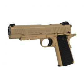 ΑΕΡΟΒΟΛΟ ΠΙΣΤΟΛΙ Co2 SWISS ARMS SA1911 Military Tan Version