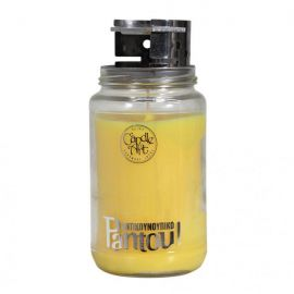 PANTOU ANTIMOSQUITO CANDLE Yellow
