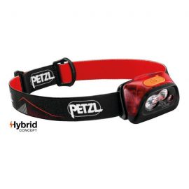 PETZL Actik Core 450 Lumens Red