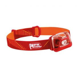 ΦΑΚΟΣ ΚΕΦΑΛΗΣ PETZL Tikkina Standard Lighting 250 Lumens Red