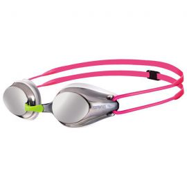 ARENA Cobra Tracks Junior Silver/White/Fuchsia