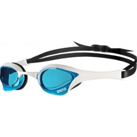 ΓΥΑΛΑΚΙΑ ARENA Cobra Ultra White/Blue