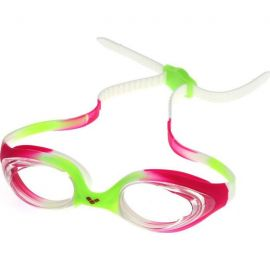 ΓΥΑΛΑΚΙΑ ARENA Spider JR Lime/Fuchsia/White/Clear (Παιδικό)