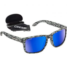 CRESSI Blaze Sunglasses Camo Fish Grey