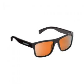 CRESSI Spike Black Mirrored Lens Orange