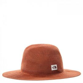 ΚΑΠΕΛΟ TheNorthFace Packable Panama Hat Turtle Brown