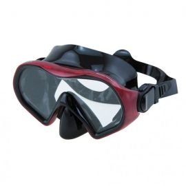 ΜΑΣΚΑ Scuba Force Vera Blk/Red