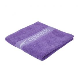 SPEEDO Border Towel Ultra Violet