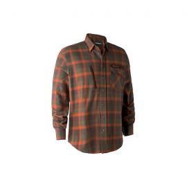 ΠΟΥΚΑΜΙΣΟ DEER HUNTER Ethan Orange Check