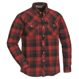 PINEWOOD Lumbo Shirt Red/Black