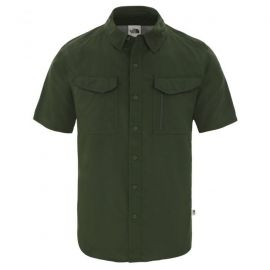 TheNorthFace S/S Sequoia English Green