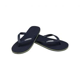 CRESSISUB Beach Flip Flops Navy/Blue