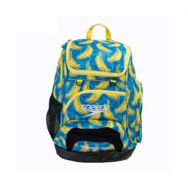 SPEEDO Teamster Backpack 35lt Black/Blue/Yellow
