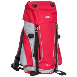 TRESPASS Trek 33lt Red