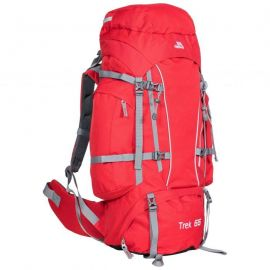 TRESPASS Trek 66lt Red