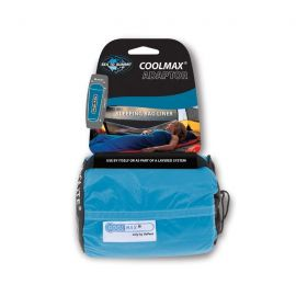 SEA TO SUMMIT Coolmax Adaptor Traveller Liner-Navy Sack