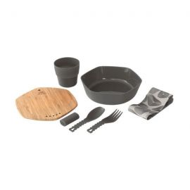 ΣΕΤ ΦΑΓΗΤΟΥ ROBENS Leaf Meal Kit Anthracite