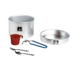 ΣΕΤ ΜΑΓΕΙΡΕΜΑΤΟΣ LAKEN Aluminium Cooking Set 1 person (LP1C)