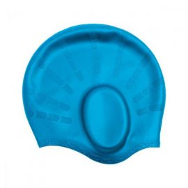 ΣΚΟΥΦΑΚΙ CRESSI Silicone Ear Cap Swimming Light Blue