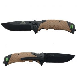 ALPINPRO Armor Coyote Knife