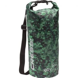 CRESSI Waterproof Dry Bag Green Hunter Accent 10lt