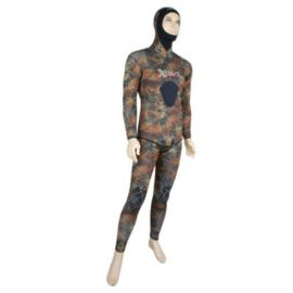 XDIVE SEPIA WETSUIT 5mm SHAVED
