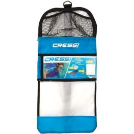CRESSI Fins Bag Kid Blue