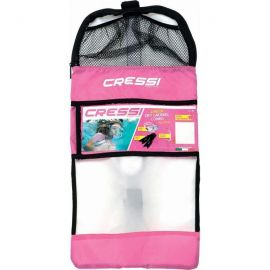 CRESSI Fins Bag Kid Pink