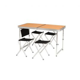 EASY CAMP Belfort Picnic Table Set
