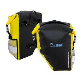 Dry bicycle bags 2x20L