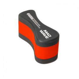 MAD WAVE PULL BUOY EXT Black-Red