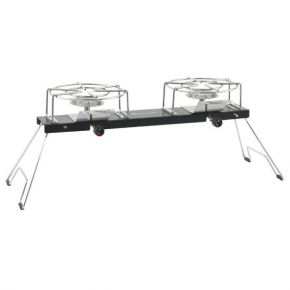 OUTWELL Appetizer Cooker 2-Burner Folding Stove