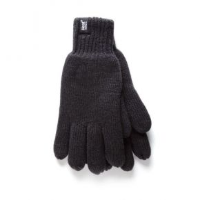 ΓΑΝΤΙΑ Heat Holders Heat Weaver Gloves Black