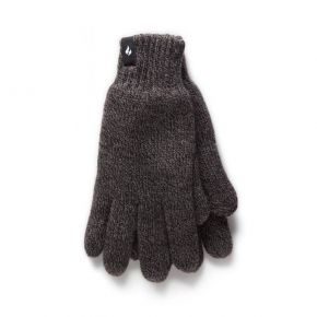 ΓΑΝΤΙΑ Heat Holders Heat Weaver Gloves Charcoal