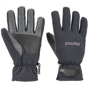 ΓΑΝΤΙΑ MARMOT Mens Glide Softshell Glove Black