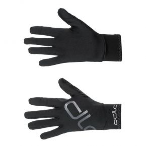 ΓΑΝΤΙΑ ODLO Intensity Gloves Black