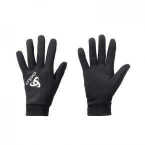 ΓΑΝΤΙΑ ODLO Stretchfleece Liner Gloves Black