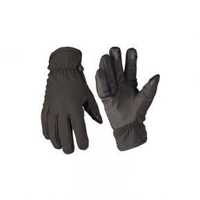 ΓΑΝΤΙΑ Softshell MIL-Tec Gloves Thinsulate Μαύρο
