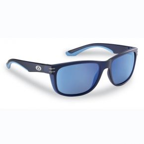 Flying Fisherman Double Header Sunglasses Navy Blue
