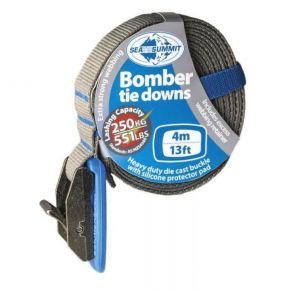 ΙΜΑΝΤΑΣ ΣΥΓΚΡΑΤΗΣΗΣ SEA TO SUMMIT Bomber Heavy Duty Tie Down 4m Blue