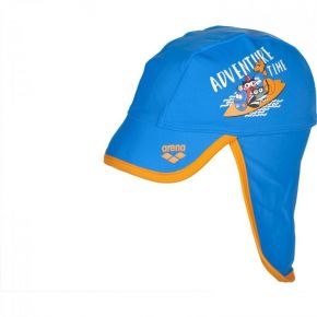 ARENA Kids AWT Kids Cap Blue/Orange