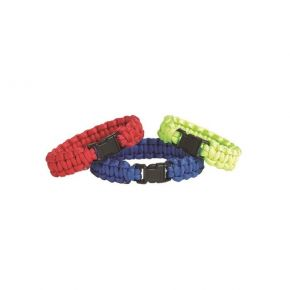 MIL-TEC PARACORD Armband 15mm Green